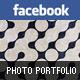 Photo Portfolio Facebook Page Template - ActiveDen Item for Sale
