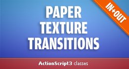 Paper Texture Transitions