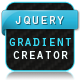 jQuery Gradient Creator - CodeCanyon Item for Sale