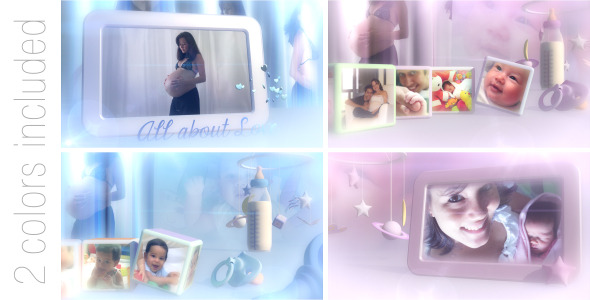 VideoHive Lovely Baby 2393594