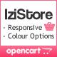 IziStore – Responsive OpenCart Theme  Free Download