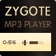mp3 sound player - Zygote 1.0 - ActiveDen Item for Sale