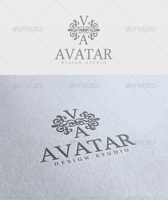 Ava Logo - Letters Logo Templates
