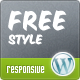 Freestyle Responsive WP Template