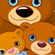 Bear family - GraphicRiver Item for Sale
