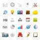Design Office Icon Set - GraphicRiver Item for Sale