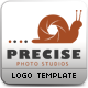 Precise Photo Studio Logo Template - GraphicRiver Item for Sale
