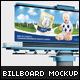 Signage and Billboard Mockup