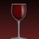 Wine Glass Preloader - ActiveDen Item for Sale