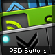Customizable and Sleek Buttons - GraphicRiver Item for Sale