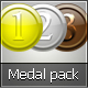 Medal Pack - GraphicRiver Item for Sale