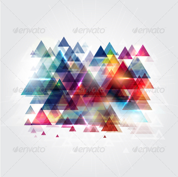 GraphicRiver Abstract background 2401715