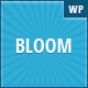 Bloom - Responsive Wordpress Theme