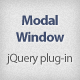 jQuery Plug -in : Simpel Modal Window - WorldWideScripts.net vare til salg