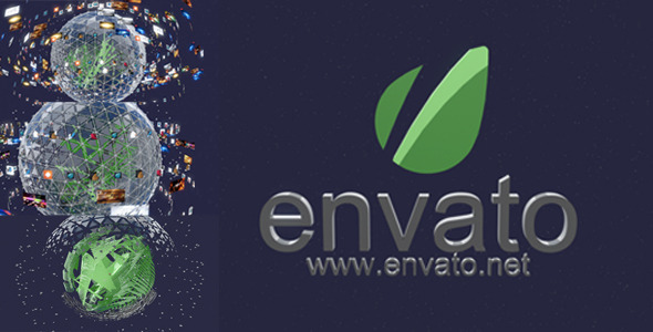 VideoHive Galaxy Logo Reveal 2363933