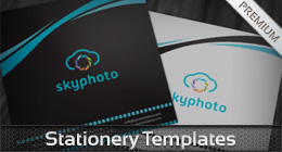 Creative Corporate Stationery Templates