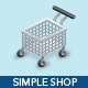 Simple PHP Shopping Cart - WorldWideScripts.net Element til salgs