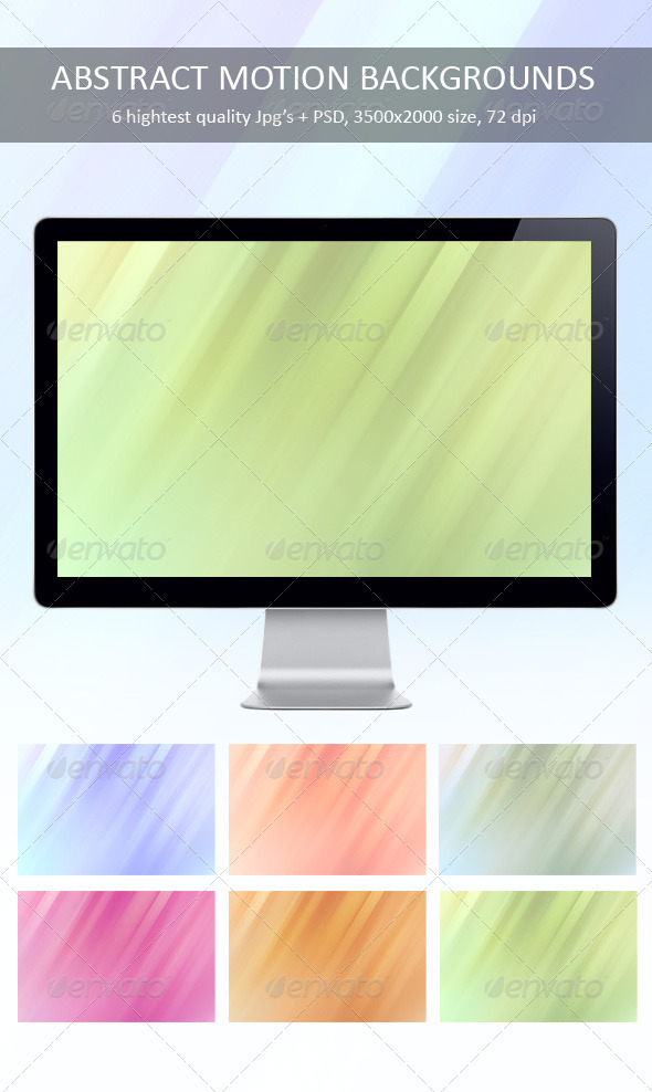 Abstract Motion Backgrounds - Backgrounds Graphics