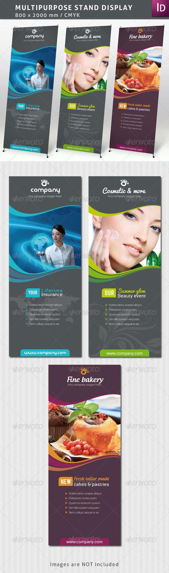 GraphicRiver Multipurpose Banner 2406272