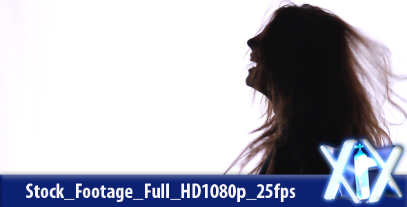 VideoHive Acting Crazy Silhouette 2407090