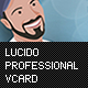 Lucido Professional Vcard - ThemeForest Item for Sale
