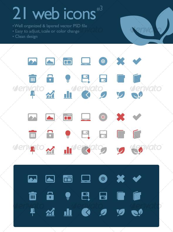 21 web icons #3