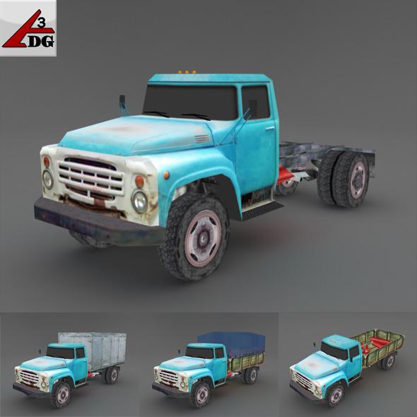 3DOcean ZIL 2409144