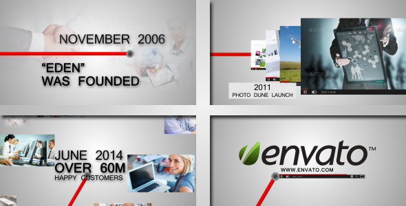 VideoHive Play Your Success Timeline Promotion 2410197
