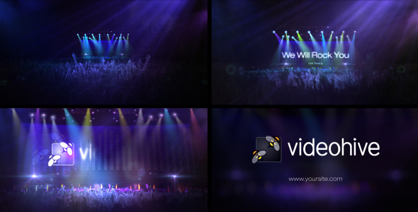 After Effects Project - VideoHive Arena Show 2410981