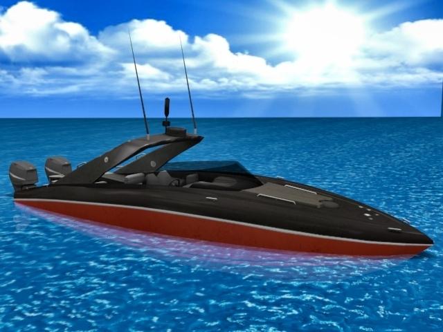 3DOcean Speeder 2412372