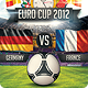 Euro Soccer flyer Vol.2 - GraphicRiver Item for Sale
