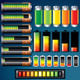 Vector Batteries - GraphicRiver Item for Sale