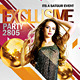 Exclusive Party Flyer - GraphicRiver Item for Sale