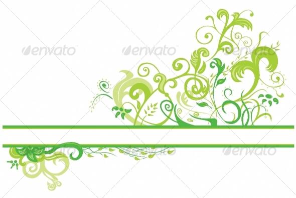 GraphicRiver Floral spring design 88867