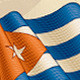 Download Vector Vintage Cuban Flag