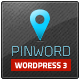 Pinword - Personal and Blog WordPress theme - ThemeForest Item for Sale
