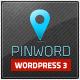 Pinword - thème WordPress personnels et Blog - Blog / Magazine personnels