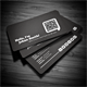 Social QR Code Business Card - GraphicRiver Item for Sale