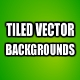 Tiled Vector Backgrounds - ActiveDen Item for Sale