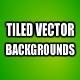 Tiled Vector Backgrounds - ActiveDen Item for Sale