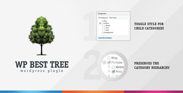 CodeCanyon WP Best Tree Wordpress Plugin 2421792