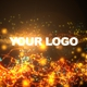 Logo Strings & Particles Animation - VideoHive Item for Sale