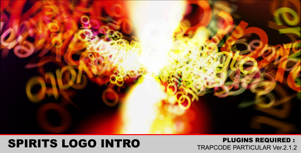 After Effects Project - VideoHive Spirits Logo Intro 2422712