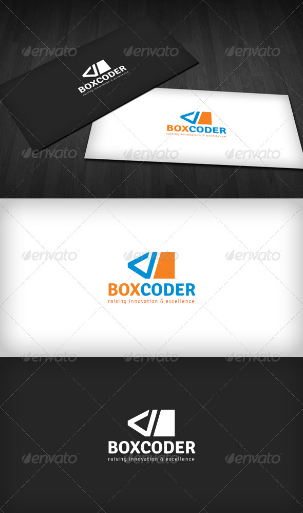 Box Coder Logo