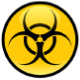 Biohazard and Radioactive Warning Signs - GraphicRiver Item for Sale