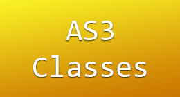 My Flash AS3 Classes