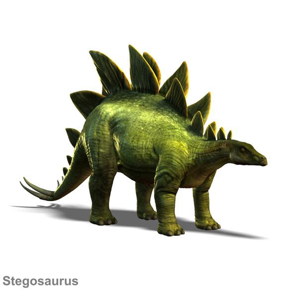 3DOcean Stegosaurus 2427037