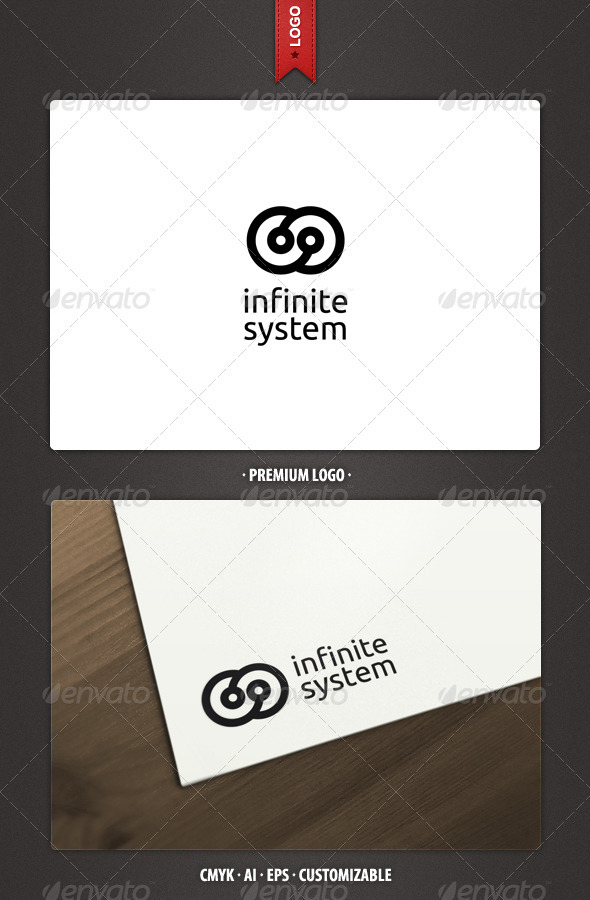 Infinite System Logo Template