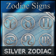 Zodiac Signs - Silver Collection - GraphicRiver Item for Sale