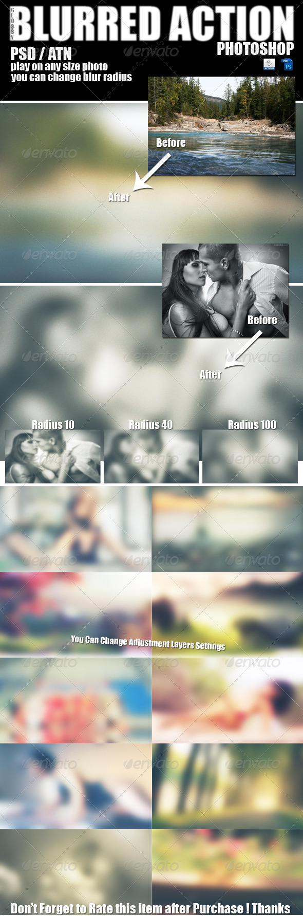 GraphicRiver Blurred Action 1 2418643